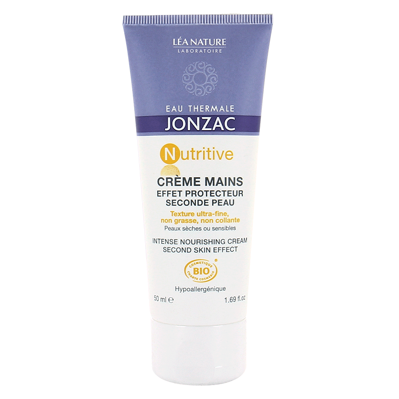 Intense Nourishing Hand Cream Second-skin Effect – 50 ml_image