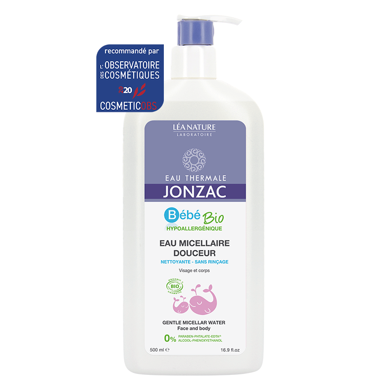 Gentle Micellar Water – 500ml_image
