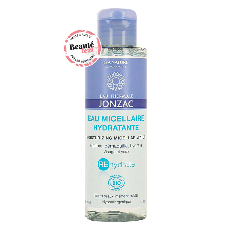 Eye and Face Moisturizing Micellar Water  – 150 ml_image