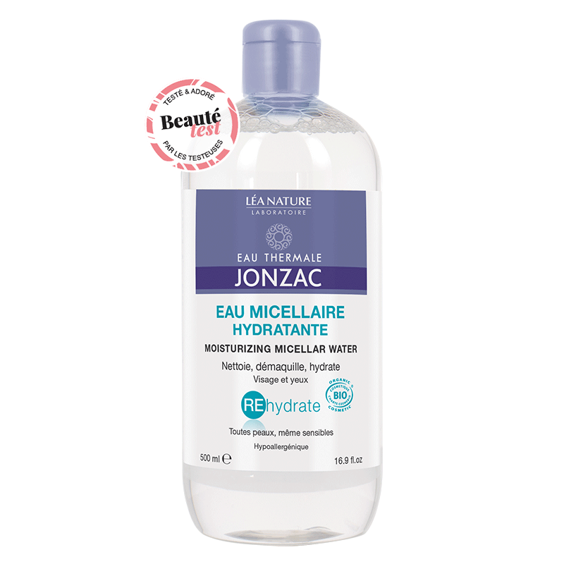 Eye and Face Moisturizing Micellar Water – 500 ml_image