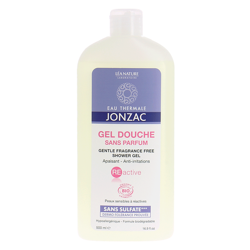 Gentle Fragrance-free Shower Gel – 500 ml_image