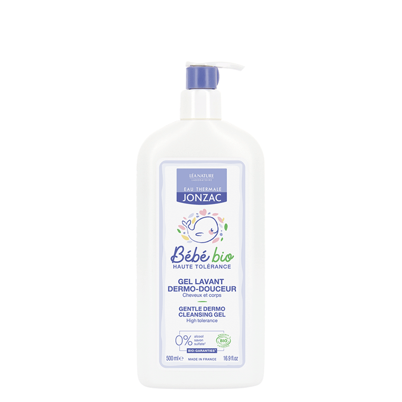 Gentle Dermo cleansing Gel – 500ml_image